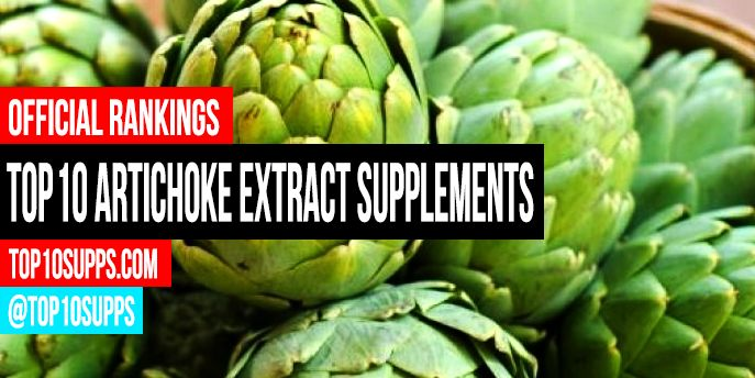 We've ranked the best artichoke extract supplements you can buy right now. These top 10 artichoke extracts are the highest rated and best reviewed online.