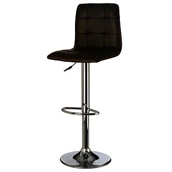 Find the perfect seating solution for your home. Choose from bar stools, computer chairs, dining chairs & bean bags. Order online at Briscoes & we'll deliver., Cadiz Barstool Brown