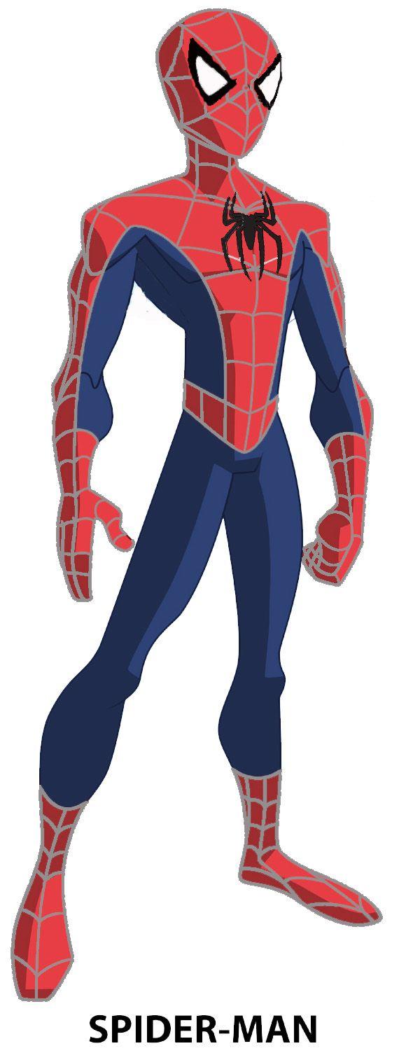 The Spectacular Raimi Spider-Man by stick-man-11@deviantART