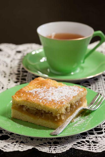 Croatian Cooking: Croatian apple cake