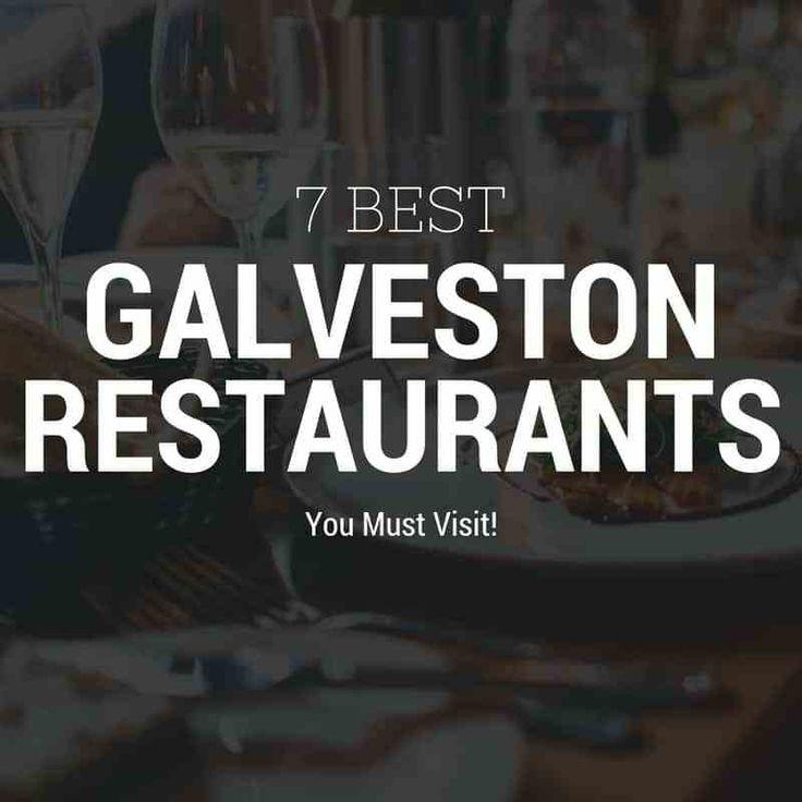 Galveston Restaurants