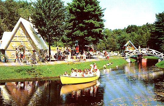 Story Town Usa Lake George Ny My 1950 S World Storybook Lands Of The 1950 S Pinterest
