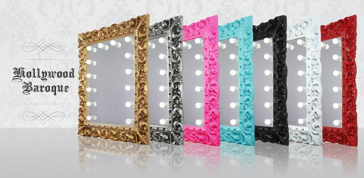 Illuminated Frame creates stunning lighted mirrors that will make you room not only glow, but add that ambiance you're searching for. Choices include: Hollywood Mirror, Broadway Mirror, Tri-fold Lighted Mirror, Make-Up Mirror or even our mirror with frosted light banners. Whatever it is, Illuminated Frame can customize to fit YOUR style! Visit www.illuminatedframe.com