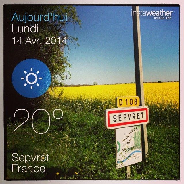 Voorjaar in de #deuxsevres !