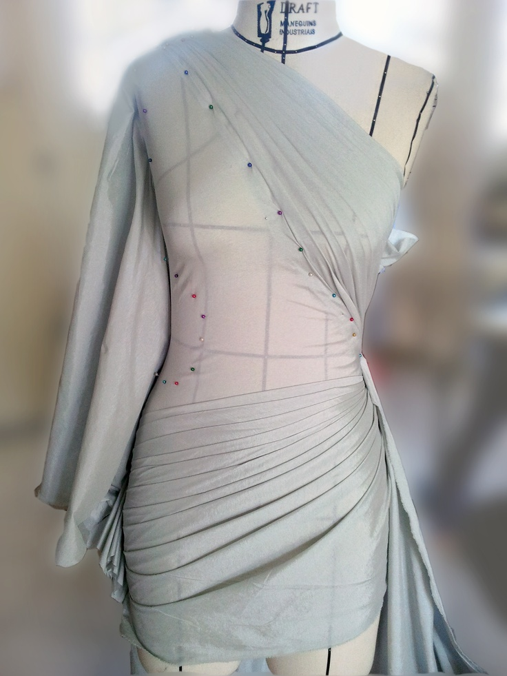 moulage | pattern making | draping