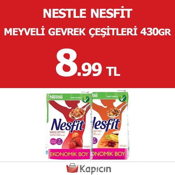 Nestle Nesfit ile Formda kal!