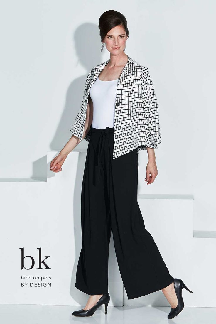 BIRD KEEPERS BY DESIGN - The Palazzo Pant