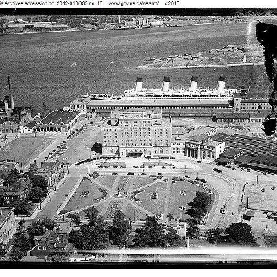 1931 The Nova Scotian Hotel