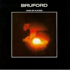One of a Kind, by Bill Bruford