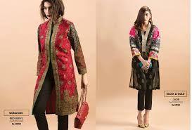 Image result for sana safinaz khaddar collection 2015