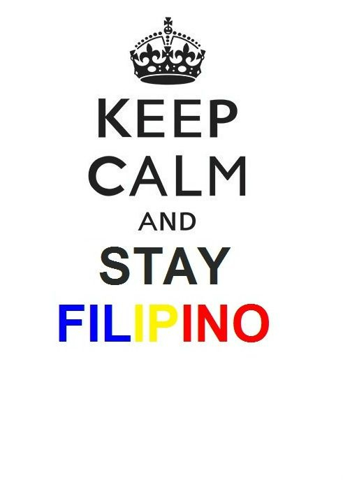 For All My Filipino Friends That Includes You At Kd Eustaquio