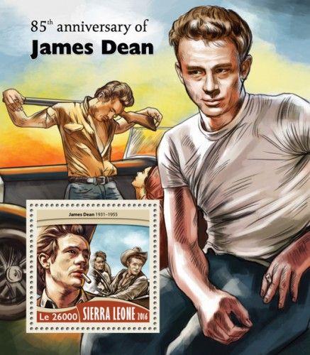 SRL16718b 85th anniversary of James Dean (James Dean (1931–1955))