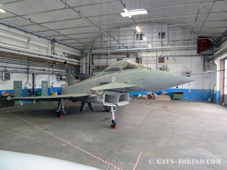 Restauro Eurofighter DA3. GAVS Torino