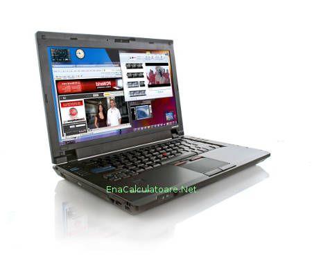 """#Laptoprefurbished Intel Core i3  Lenovo ThinkPad L412IntelCore i3 M330- 2,13 ghz, 4 gb ram ddr3 , 320 gb hdd sata, dvd+/-rw, placa retea, wireless,display LED HD 14,1"""" rezolutie 1366*768+display port. >> TRANSPORT GRATUIT"""