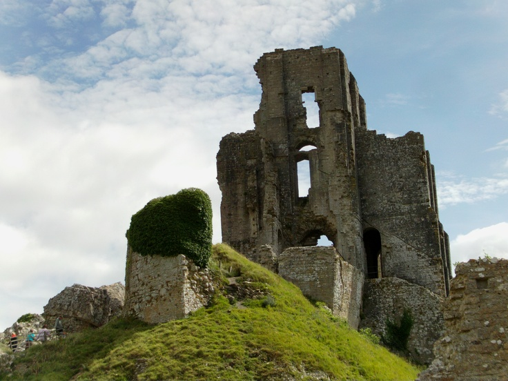 Corfe Castle - Dorset