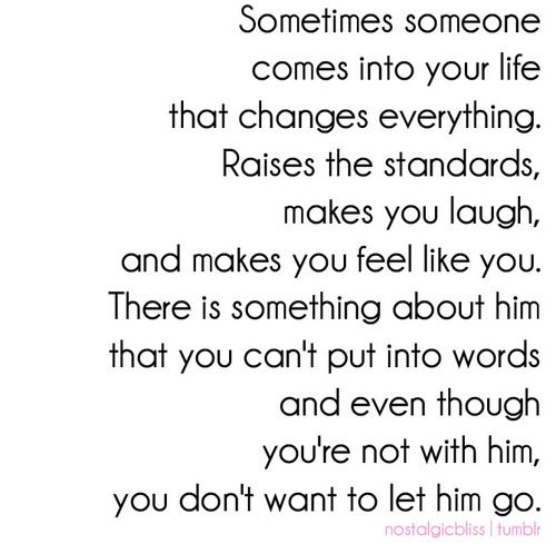 You Are The One Quotes For Him: This Is The Most True Quote I've Ever Heard For Me In My