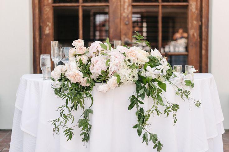 Photography: Melanie Duerkopp - www.melanieduerkopp.com Read More: http://www.stylemepretty.com/2015/03/24/romantic-pastel-santa-barbara-wedding/