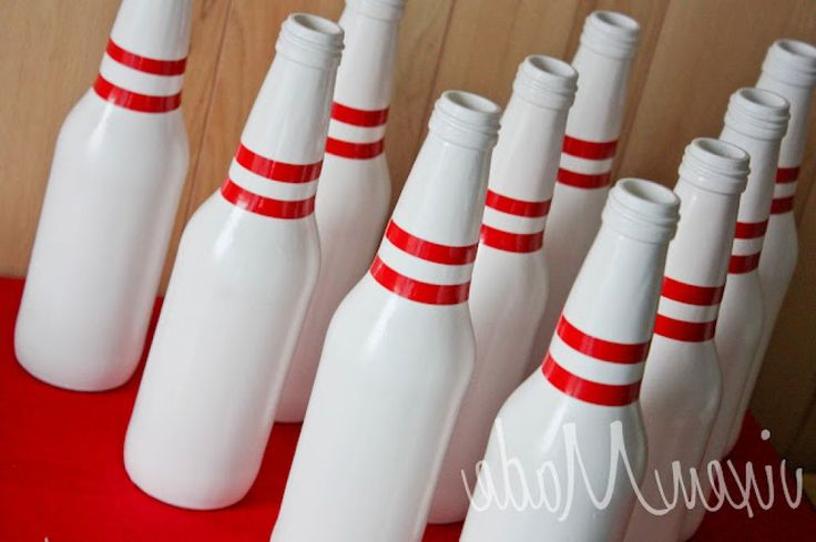 Bowling Pin Party Inspiration