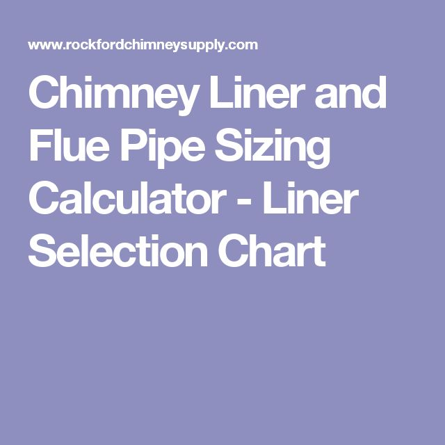 29 best Chimney Flue Liners & Chimney Pipe images on ...