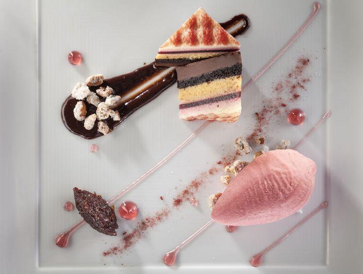 400 best Elegant Desserts images on Pinterest