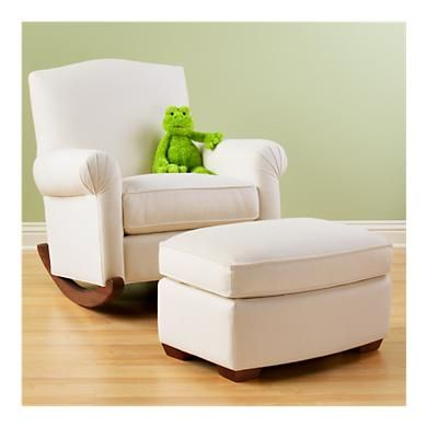 This Looks Comfortable! Then, Just Cute Pillows To Match The Babies Room! Nursery  RockerNursery ChairsNursery Rocking ...