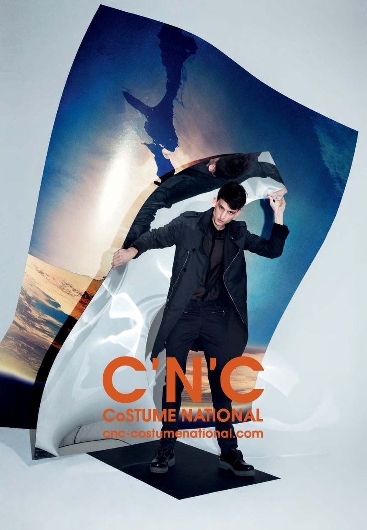 CNC Costume National Taps Chelsea Tyler for its Spring 2013 Campaign