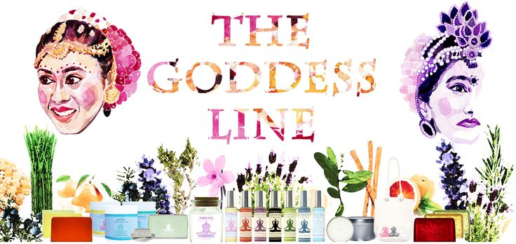 Lakshmi: The Goddess Line - Natural Beauty Products