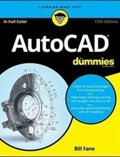 AutoCAD For Dummies free download by Bill Fane ISBN: 9781119255796 with BooksBob. Fast and free eBooks download.  The post AutoCAD For Dummies Free Download appeared first on Booksbob.com.