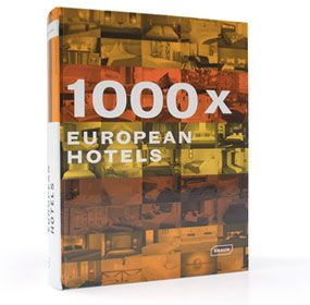 1000x EUROPEAN HOTELS 1000x European Hotels reveals what unites and divides European hotels by exploring its variety with regard to style, architecture and design: famous Grand Hotels, stylish business accommodations, innovative youth hostels, superb country houses, romantic bed & breakfasts, extravagant luxury hotels as well as quite unusual places such as a timbered tree house, a former jail, a cave or a repurposed drain pipe.