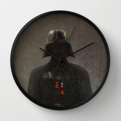 Empire Wall Clock by Eric Fan - $30.00