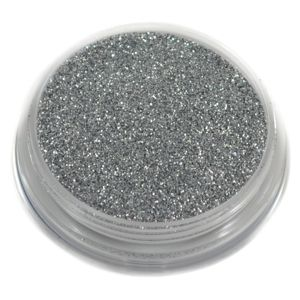 Bright sliver    CHROMA VEGAN  COSMETIC GRADE GLITTER www.chromabodyart.com
