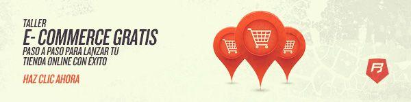 #taller  E-commerce #gratuito  #SEO, #SocialMedia, #SEM  Seminario Gratuito El paso a paso para lanzar tu Tienda Online con Éxito SEO - #Adwords - #RedesSociales - FB MK   INSCRÍBETE AQUÍ! http://www.rebeldesmarketingonline.com/webinar/landing_seminario_ecommerce.html?utm_source=Rebeldes&utm_medium=Twitter_intereses&utm_campaign=RebeldemarkEC&tw_name=Rebeldes_Online&tw_screen_name=rebeldesonline&tw_source=twitter