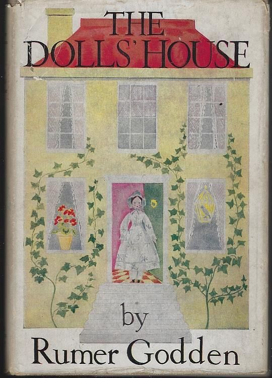 A Doll S House By Rumer Godden Childhood Favorites In 2019 Books