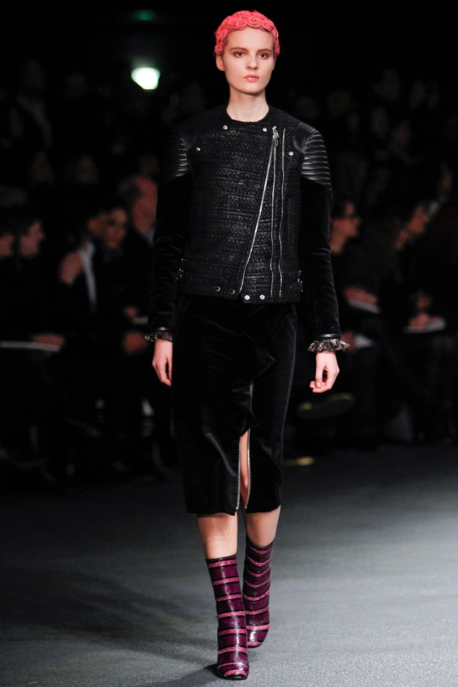 PFW #Fashion fall #Givenchy