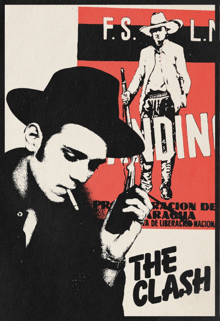 """wardancefm: """"Track of the Day; 21/7/17 Inoculated City - The Clash, 1982 https://www.youtube.com/watch?v=EX0X0tx0TOU """""""
