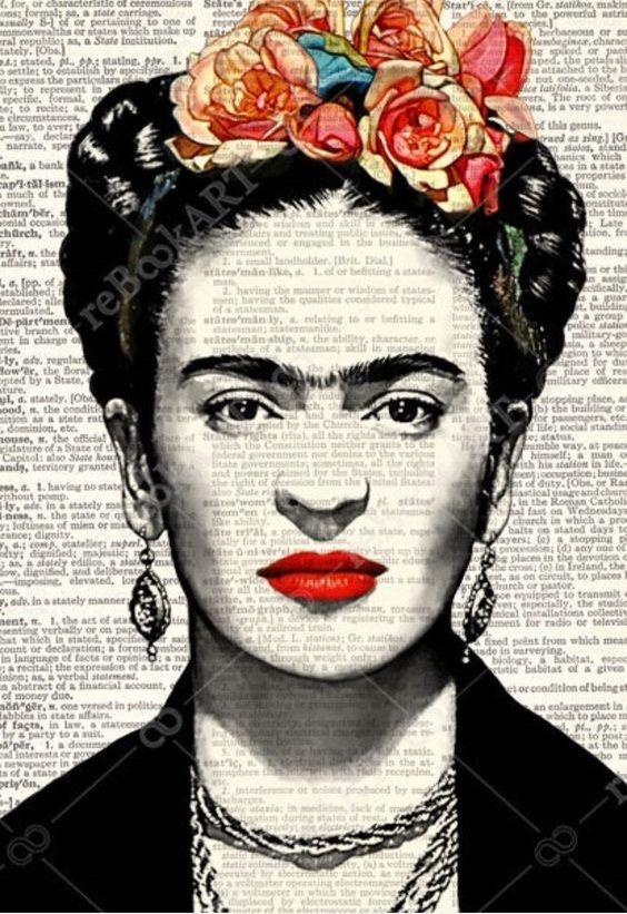 Frida Kahlo Zeitschrift