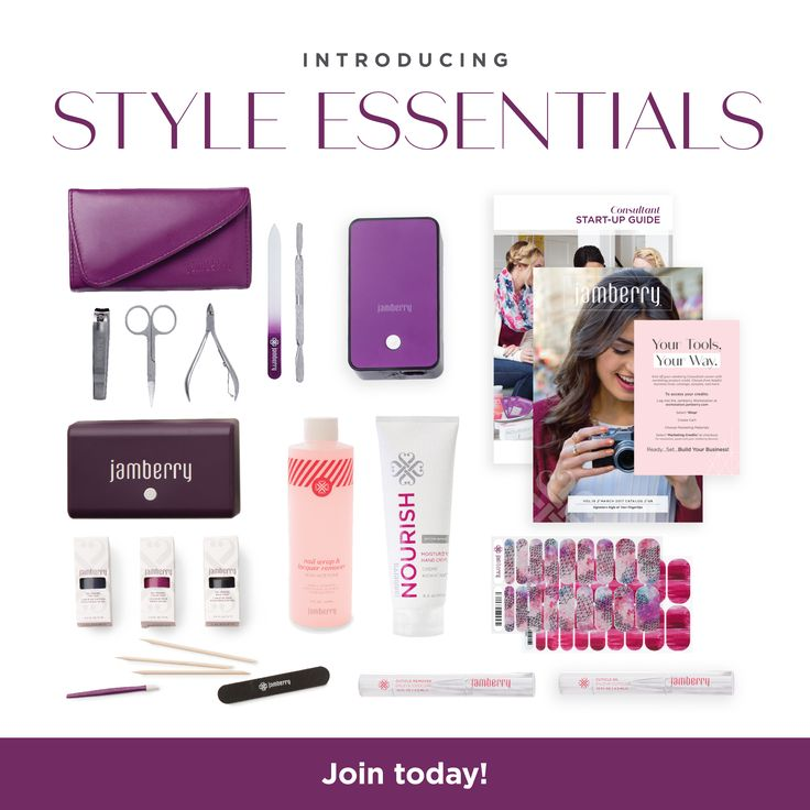 Check out our BRAND NEW starter kit!! Everything you need to start your success Jamberry business   wisbeyjamwraps.jamberry.com
