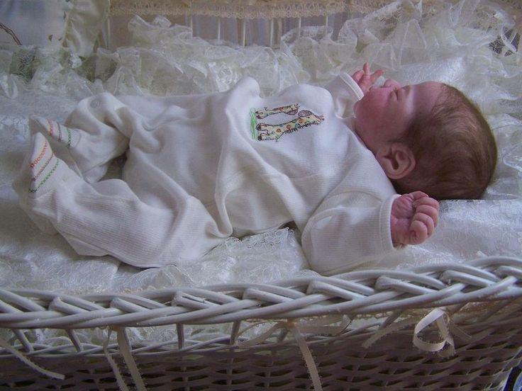 Comfy Clouds Nursery Reborn Baby Boy Knox By Laura Lee