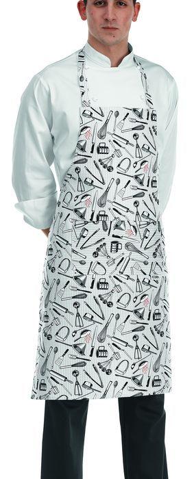Delantal con peto EgoChef modelo Chefwear - €15,90