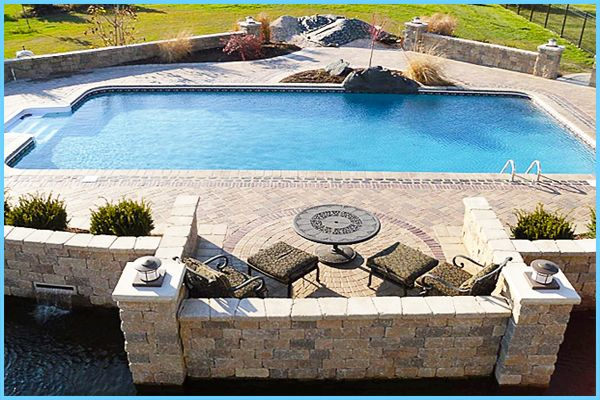 25 best ideas about vinyl pool on pinterest inground - Largest above ground swimming pool ...