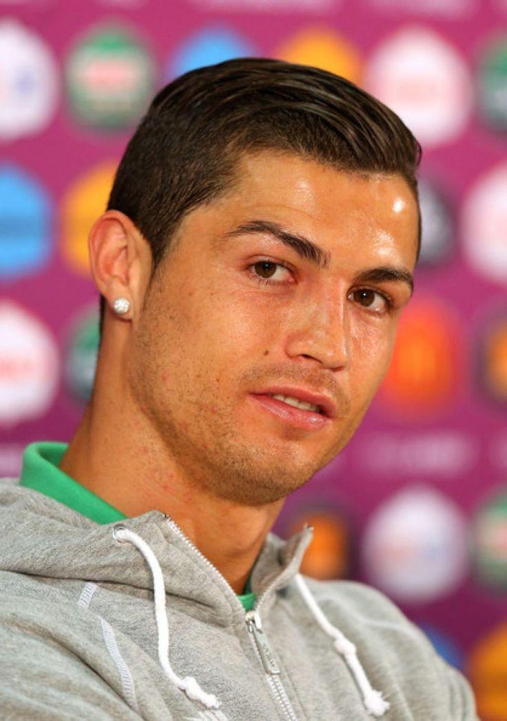 Cristiano Ronaldo Haare