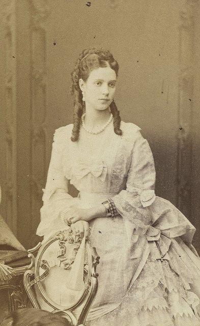HIH THE TSESAREVNA AND GRAND DUCHESS MARIA FJODOROVNA OF RUSSIA BORN PRINCESS DAGMAR OF DENMARK | by the lost gallery