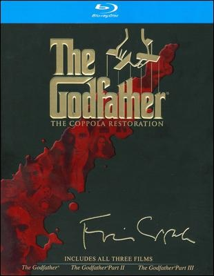 The Godfather Collection: The Coppola Restoration Blu-Ray for $24.99