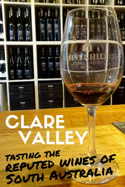 The Clare Valley is one of the most popular wine regions in Australia, just near Adelaide. Visit my blog for more info.