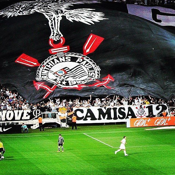 Sport Club Corinthians Paulista #VaiCorinthians #GavioesdaFiel