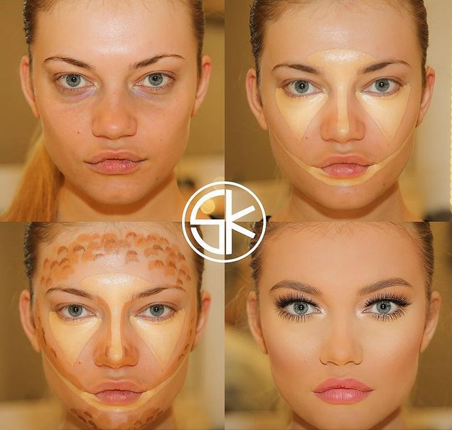 makeup transformations, before and after, contouring, before and after makeup, glamsformation, the power of makeup, beauty transformation, nikkietutorials