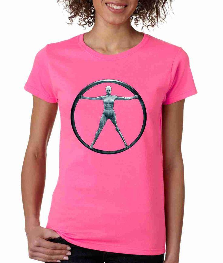 Women's T Shirt Westworld Cool Top Popular T Shirt Hot