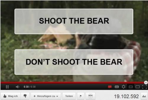 interaktive youtube kampagnen