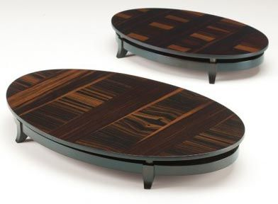 Two Great Promemoria Coffee Tables