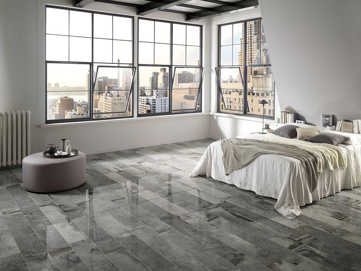La Fabbrica Ceramiche - LASCAUX Collection - www.lafabbrica.it - #bedroom #grey #naxa